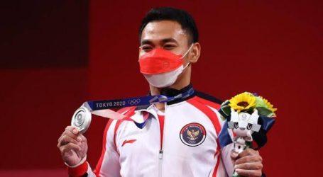 Olimpiade Tokyo 2020: Eko Yuli Irawan Sumbang Medali Perak
