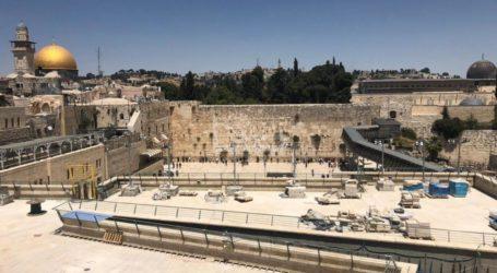 Israel Akan Ubah Jembatan Maghribi di Al-Aqsha