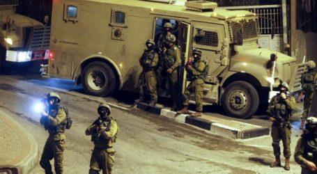 Pasukan Israel Tangkap Pemimpin Hamas di Ramallah