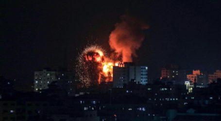 Beralasan Tanggapi Balon Pembakar, Israel Langgar Gencatan Senjata