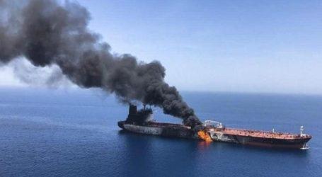 Kapal Tanker Minyak Israel Diserang, Dua Tewas