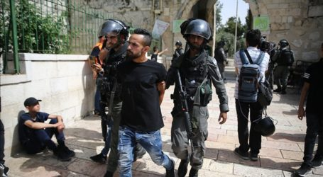 Paruh Pertama 2021, Israel Tangkap 5.426 Warga Palestina