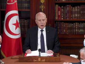 Empat Partai Oposisi Tunisia Bersatu Lawan Presiden Saied