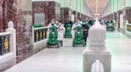 Empat Pintu Masuk Tambahan Masjidil Haram Dibuka Saat Pelaksanaan Umrah