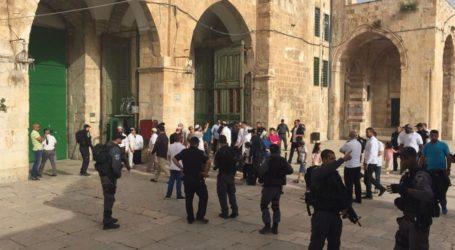 Jumlah Yahudi Masuk ke Masjidil Aqsa Naik 60 Persen dalam 3 Bulan Terakhir