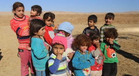 UNICEF: Kelangkaan Air di Irak Berdampak Buruk Pada Anak-anak