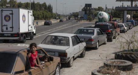 Tentara Lebanon Amankan Pom Bensin Saat Subsidi Bahan Bakar Dihentikan
