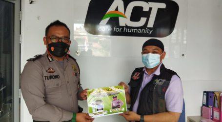 Polisi di Bandar Lampung Lelang Jam Kesayangan untuk Bantu Kemanusiaan