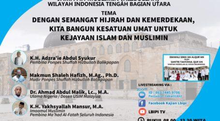 Jama'ah Muslimin (Hizbullah) Wilayah ITARA Gelar Tabligh Akbar Virtual