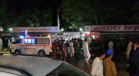 Inggris Evakuasi Warganya dari Afghanistan