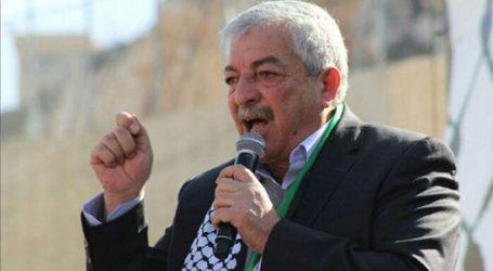 Wakil Ketua Fatah: Pendudukam Israel Tak Dapat Lagi Ditoleransi