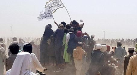 Taliban Pertama Kali Rebut Ibu Kota Provinsi