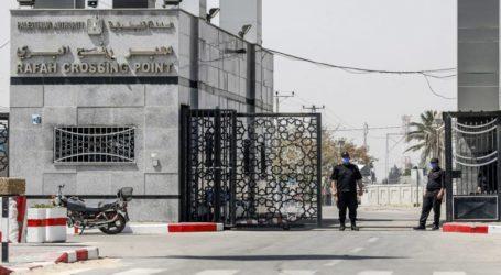 Mesir Kembali Buka Penyeberangan Rafah