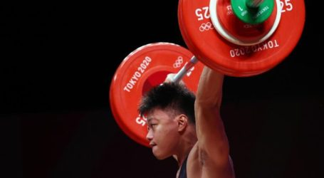 Olimpiade 2020, Indonesia Kedua Terbaik se-Asean di Bawah Filipina
