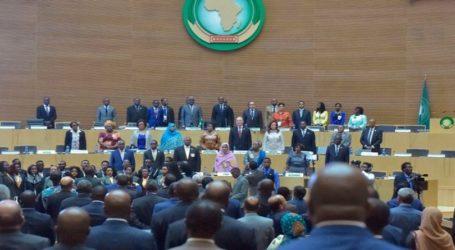 Uni Afrika akan Evaluasi Pemberian Status Israel sebagai Pengamat