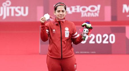 Mengenal Leani Ratri Oktila, Peraih Tiga Medali di Paralimpiade 2020
