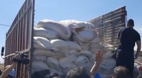 Lebanon Sita 20 Ton Amonium Nitrat di Baalbek