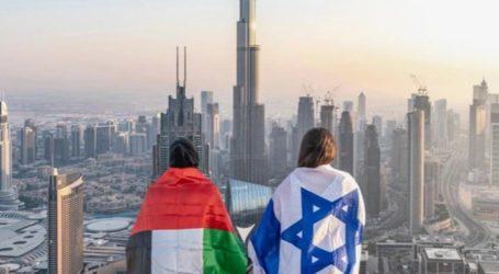 Israel-Emirat Arab Sepakati Kerja sama di Sektor Gas