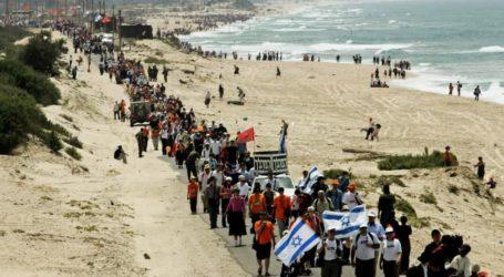Peringatan 16 Tahun Mundurnya Israel dari Gaza