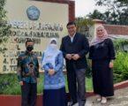 SMKN 8 Pandeglang Raih Penghargaan Nasional Bidang Literasi