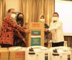 Hibah 20 Konsentrator Oksigen untuk Rumah Sakit Perguruan Tinggi dari Tanoto Foundation