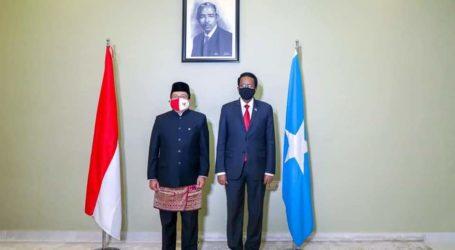Dubes Indonesia untuk Somalia Dorong Kerja Sama Ekonomi, Sosial, dan Budaya