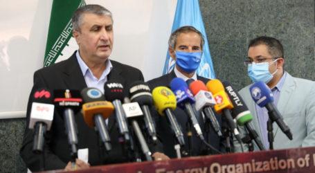 Iran Izinkan IAEA Pasang Kartu Memori Baru di Kamera Pengawas Situs Nuklir