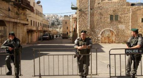 Pasukan Israel Tutup Masjid Ibrahimi, Serang Jamaah di Hari Libur Yahudi