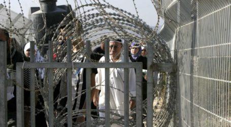 Israel Tangkap Keluarga Tahanan Palestina yang Kabur