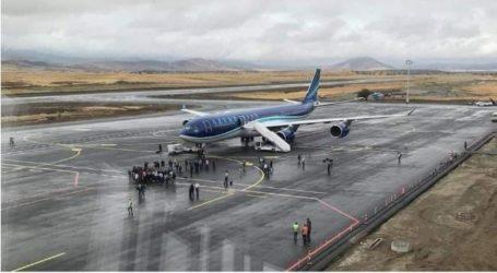 Bandara Fizuli yang Luar Biasa