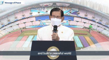 HWPL Serukan Upaya Bersama Wujudkan Perdamaian Berkelanjutan