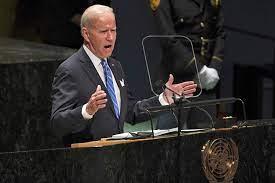 Biden di PBB : Solusi Dua Negara Cara Terbaik