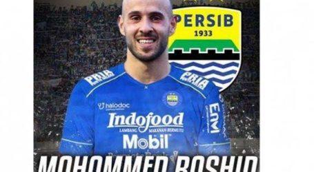 Mohammed Rashid, Pemain Anyar Persib Bandung Asal Palestina