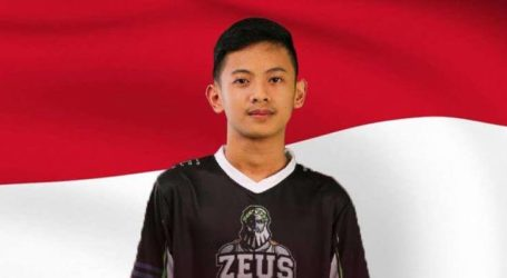 Rizky Faidan Bawa Jawa Barat ke Grand Final eFootball PES PON Papua