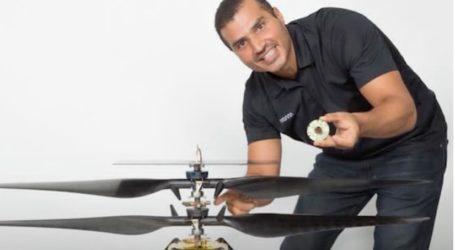 UNRWA Beri Penghargaan Kepada Insinyur NASA Asal Palestina, Loay Elbasyouni