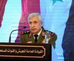 Menteri Pertahanan Suriah ke Yordania Bahas Perbatasan