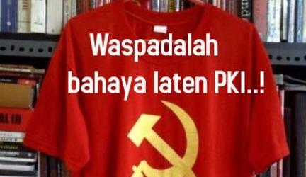 Bukti-bukti Kesesatan Komunisme
