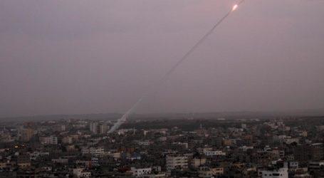 Enam Pemukim Terluka Akibat Serangan Roket dari Gaza