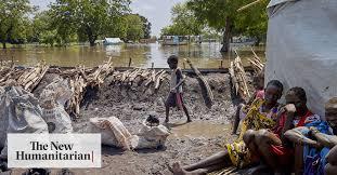 380.000 Orang di Sudan Selatan Mengungsi Akibat Banjir dan Konflik