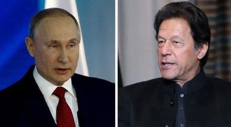 Presiden Rusia, PM Pakistan Bahas Situasi Afghanistan