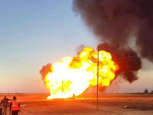 ISIS Klaim Tanggung Jawab Serang Pipa Gas Alam Utama Suriah
