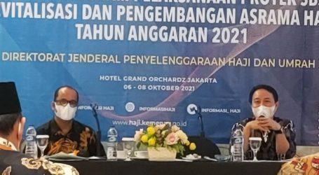 Dirjen Haji&Umrah Dorong Penyerapan Anggaran dari Surat Berharga Syariah
