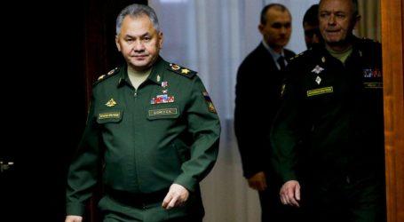 Menteri Pertahanan Rusia dan Panglima Militer Iran Bertemu di Moskow