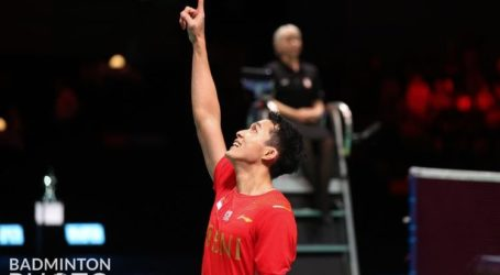 Indonesia Rebut Thomas Cup