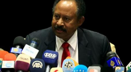 Militer Pulangkan PM Sudan setelah Mendapat Tekanan Internasional