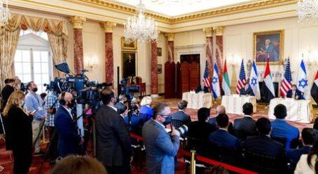 AS Tidak Dukung Normalisasi Hubungan Negara-negara Arab dengan Suriah