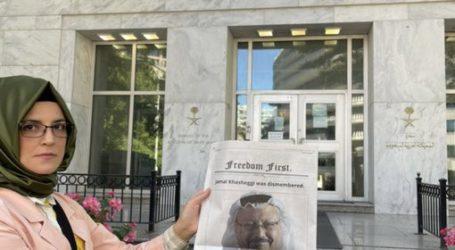 Janda Khashoggi Desak AS Minta Pertanggungjawaban Saudi