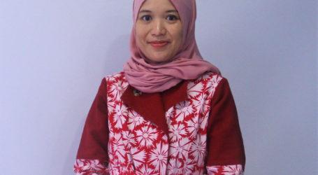 Dr. Nuraini Rahma Hanifa Raih WIN DRR Leadership Awards