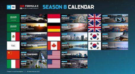 Jakarta Resmi Jadi Tuan Rumah Balap Mobil Listrik Formula E 2022