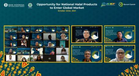 Pangsa Pasar Industri Halal Nasional Alami Peningkatan
